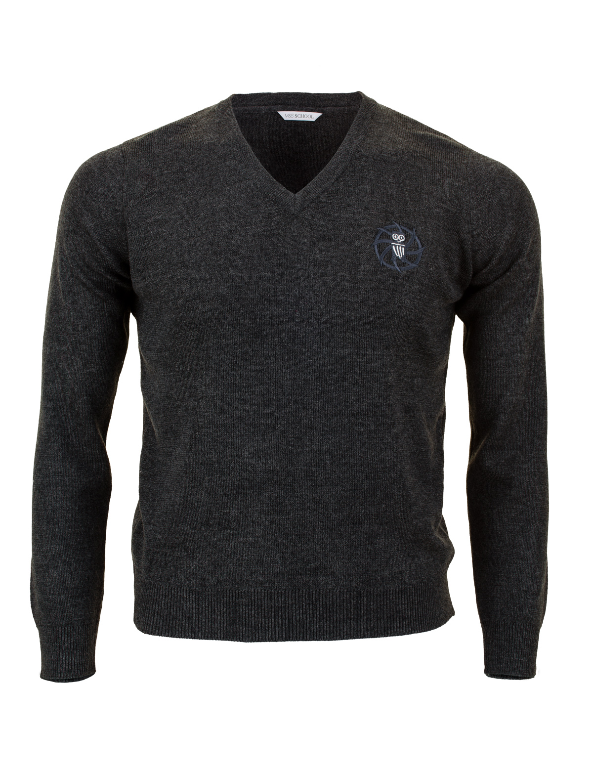 select for authentic Super discount top-rated latest Unisex Wool Blend V-Neck Jumper