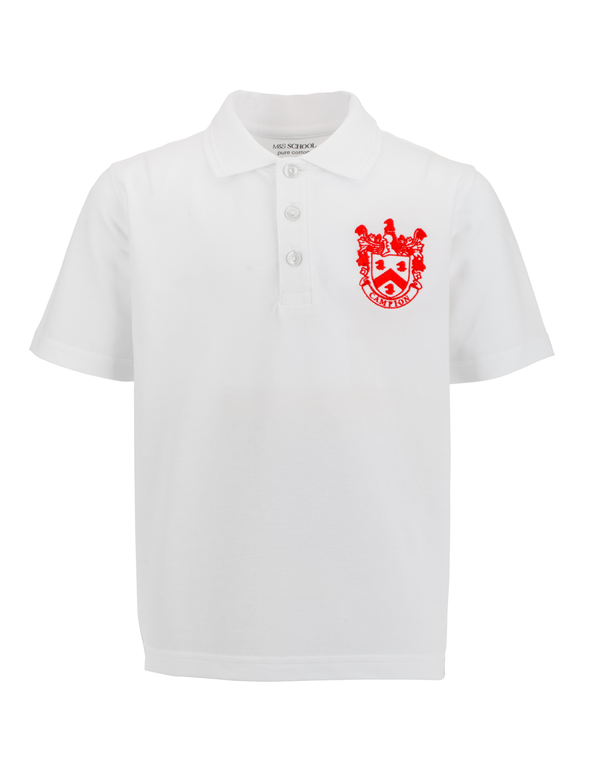 School Polo Shirts With Logo